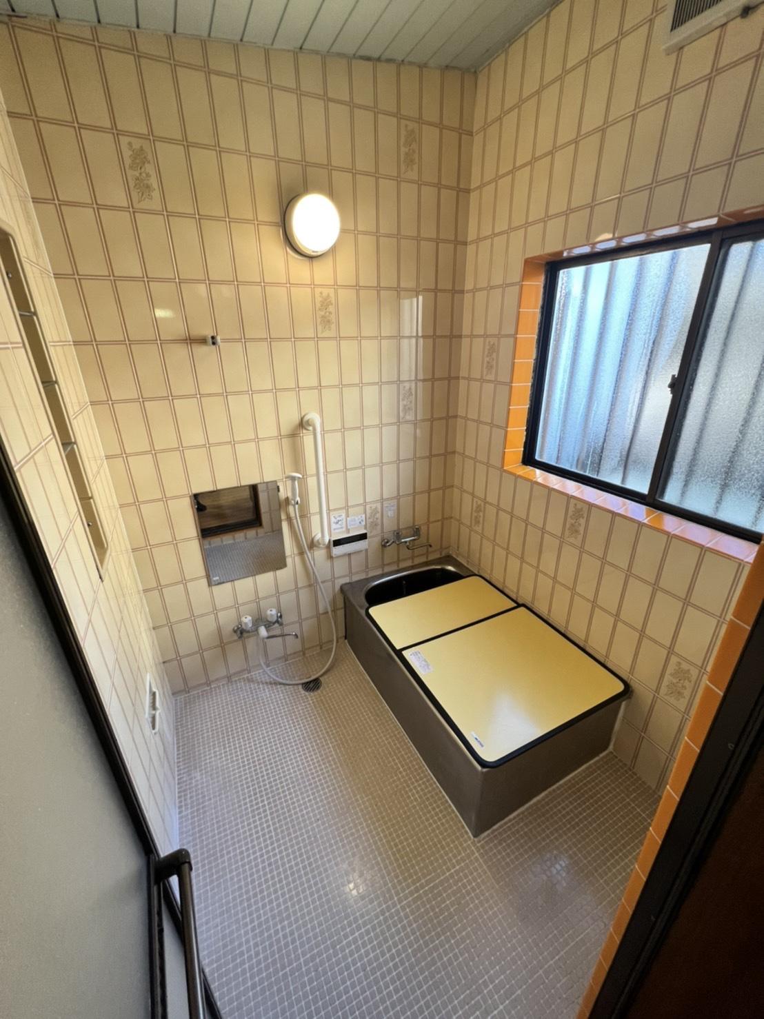 浴室リフォーム‼️